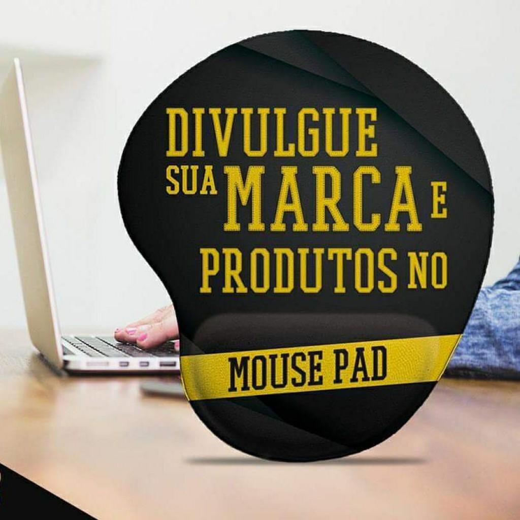 Foto 5 do produto Mouse Pad Ergonômico