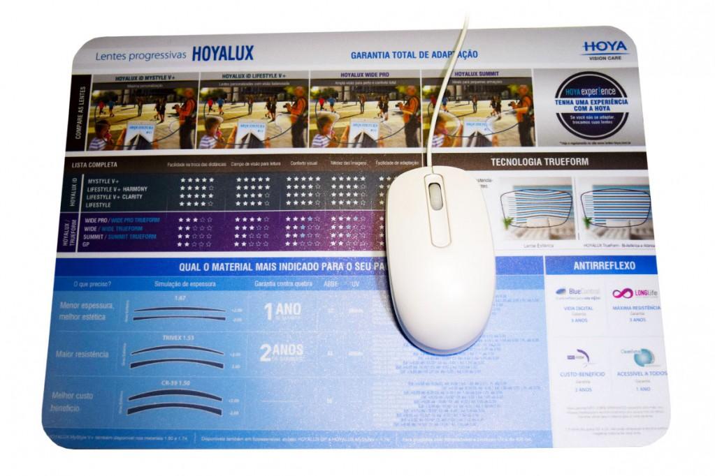 Foto 3 do produto Mouse Pad Balcão PVC - 35 x 24cm