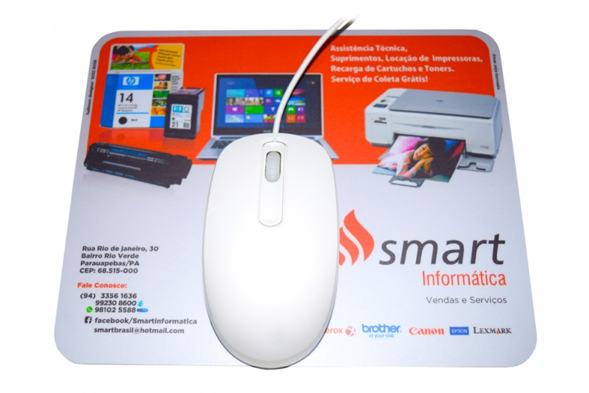 Foto 2 do produto Mouse Pad PVC