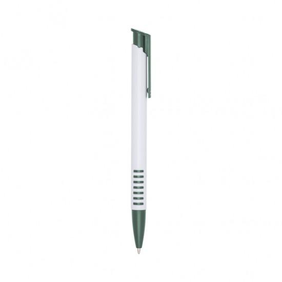 Foto 2 do produto Caneta plástica com clip