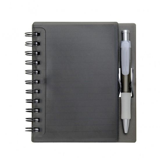 Foto 2 do produto Bloco de anotações com capa acrílica